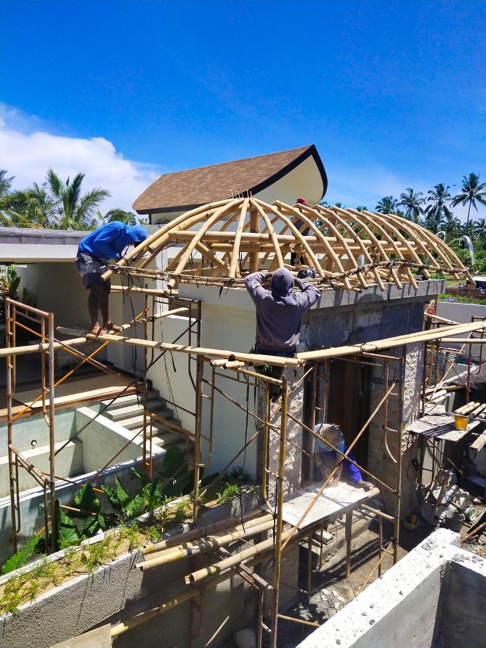 Project Daun Lebar Villa Putratridatu